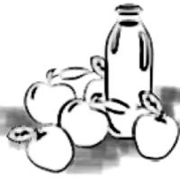 Distribution de Contrat pomme à Cyclo